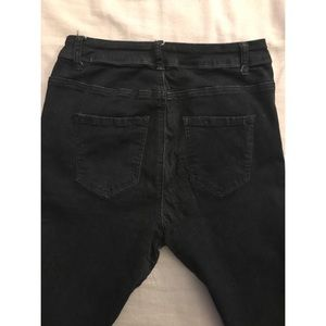 Forever 21 Jeans - Forever 21 High Waisted Flare Jeans
